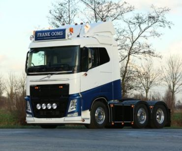 Volvo FH4 Frank Ooms Transport