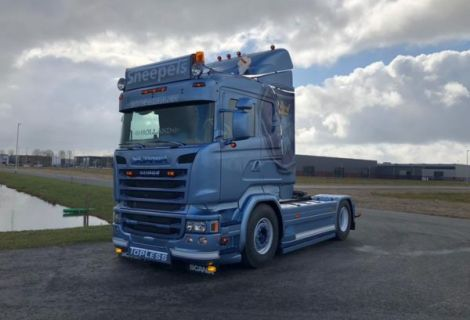 Scania R450 Sneepels Transport