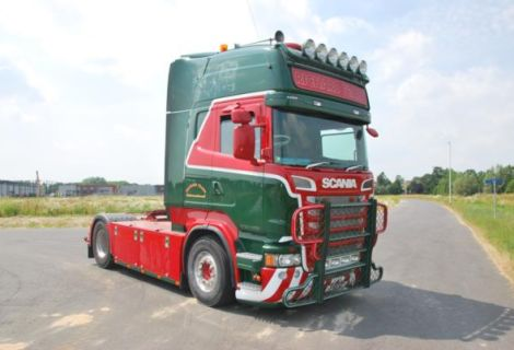 Scania R  Richard Fearn
