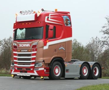 Scania NGS - Ronny Ceusters