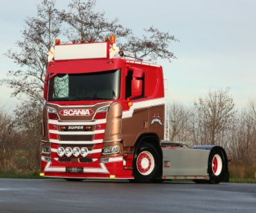 Scania NGR - Ceusters