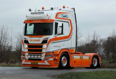 Scania NGR - Uivertrans BV