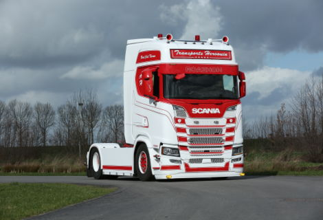 Scania NGS - Transports Hervouin