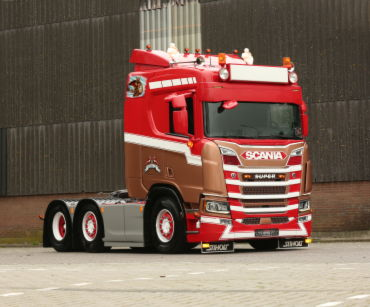 Scania NGR - Ceusters Transport