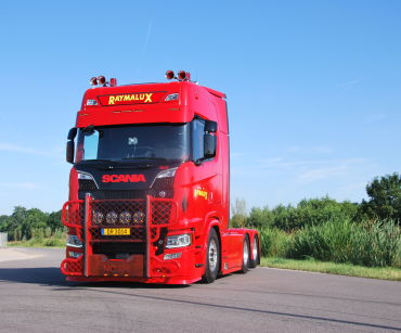 Scania NGS - Raymalux