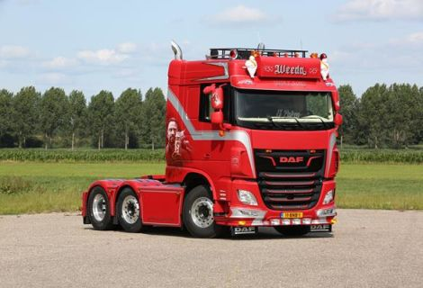 Daf SF SC - Weeda