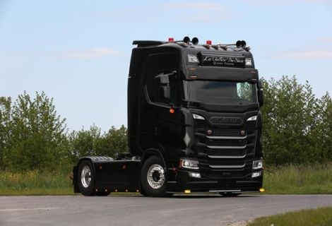Scania NGS - Lacien