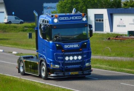 Scania NGS - Geelhoed