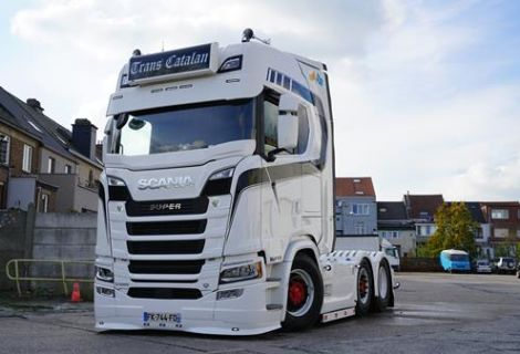 Scania NGS - Transcatalan