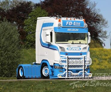 Scania NGS - FD-Line