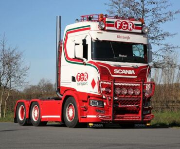 Scania NGS - F & R Transport