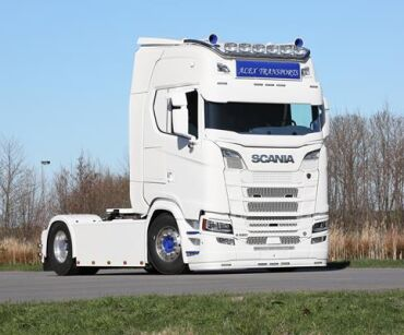 Scania NGS - Alex Transport