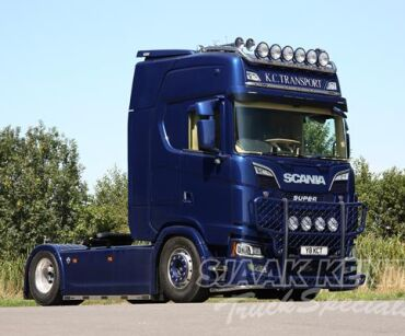 Scania NGS - K.C. Transport
