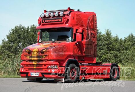 Scania R Torpedo - Transrapid
