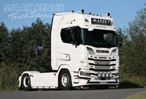 Scania NGS - Masset