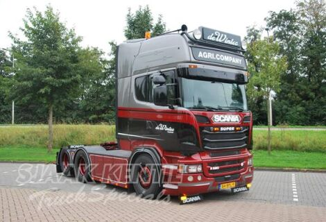 Scania R Topline - De Winter